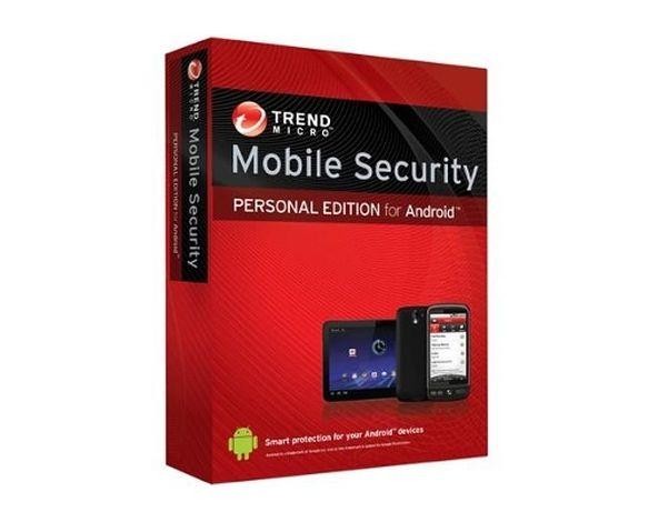 TREND MICRO Mobile Security v5.0 Advance, Russian продление лицензии на 1 г