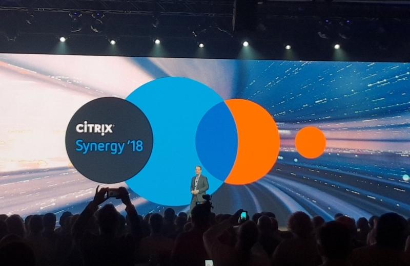 Citrix Workspace ile SaaS uygulamaları Citrix Synergy 2018