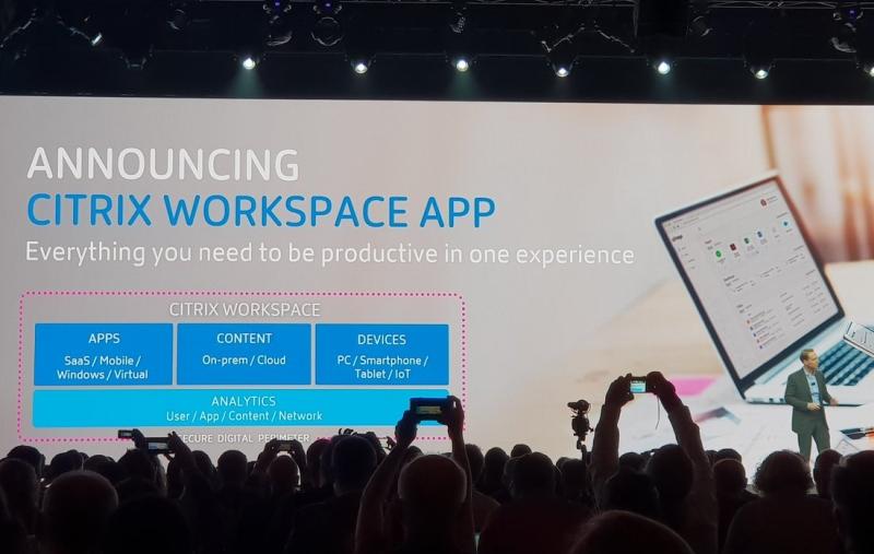 Citrix Workspace ile Citrix Workspace App yeni yazılım