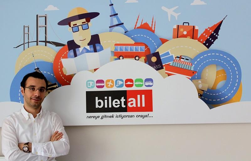 Obilet platformu Biletall şirketini