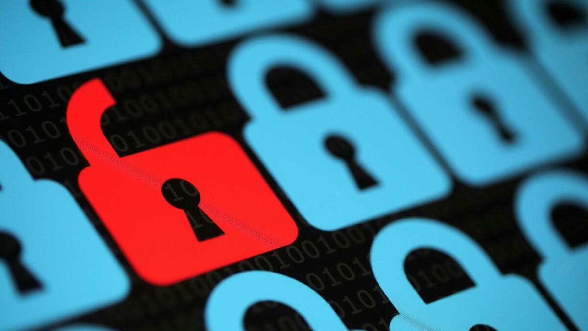 Google şifre güvenliği