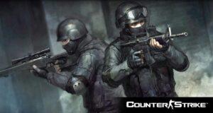 Counter Strike oynayan