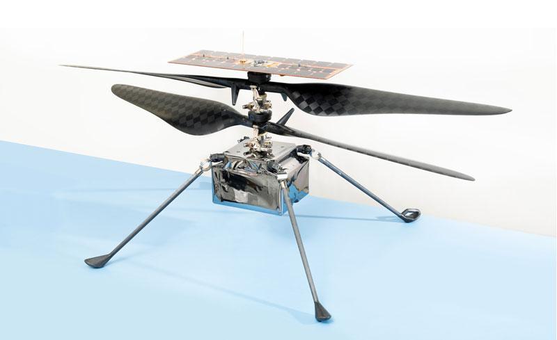 NASA Mars helikopteri