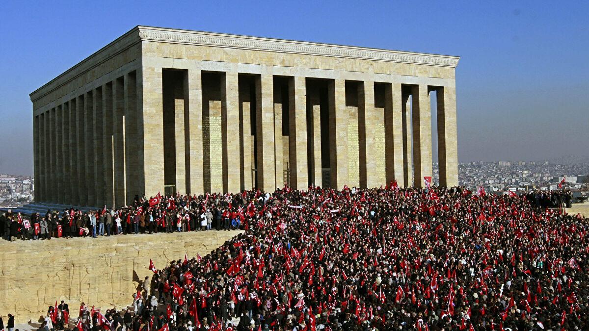 29 Ekim online Anıtkabir gezisi