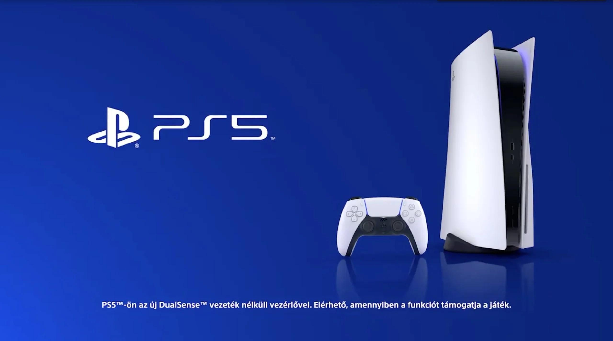 PlayStation 5 güncellemesine