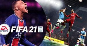 FIFA 21 kurtarılamaz şut