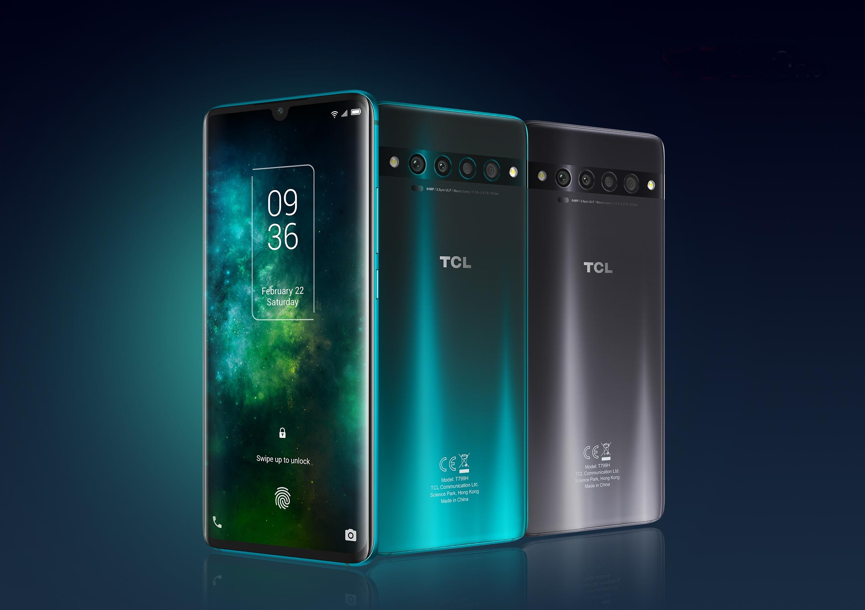 TCL 10 için Android 11