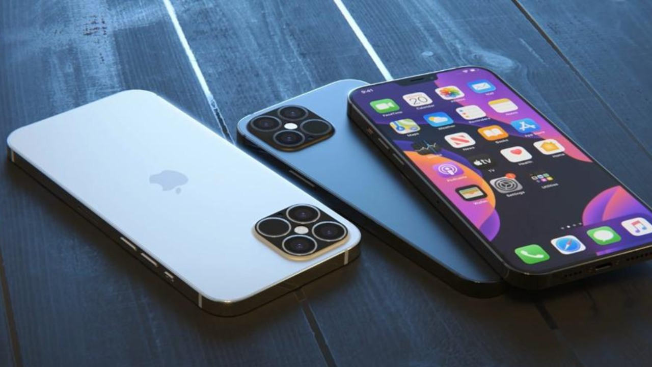 iPhone 13 ve AirPods