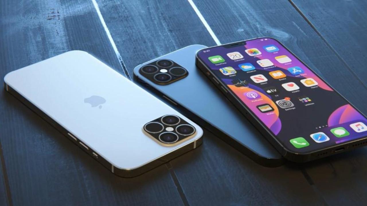 iPhone 13 kamerası