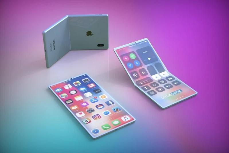 Apple katlanabilir iPhone