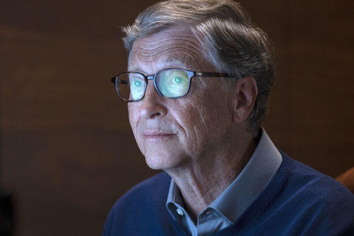 Bill Gates'in Microsoft'tan ayrılma
