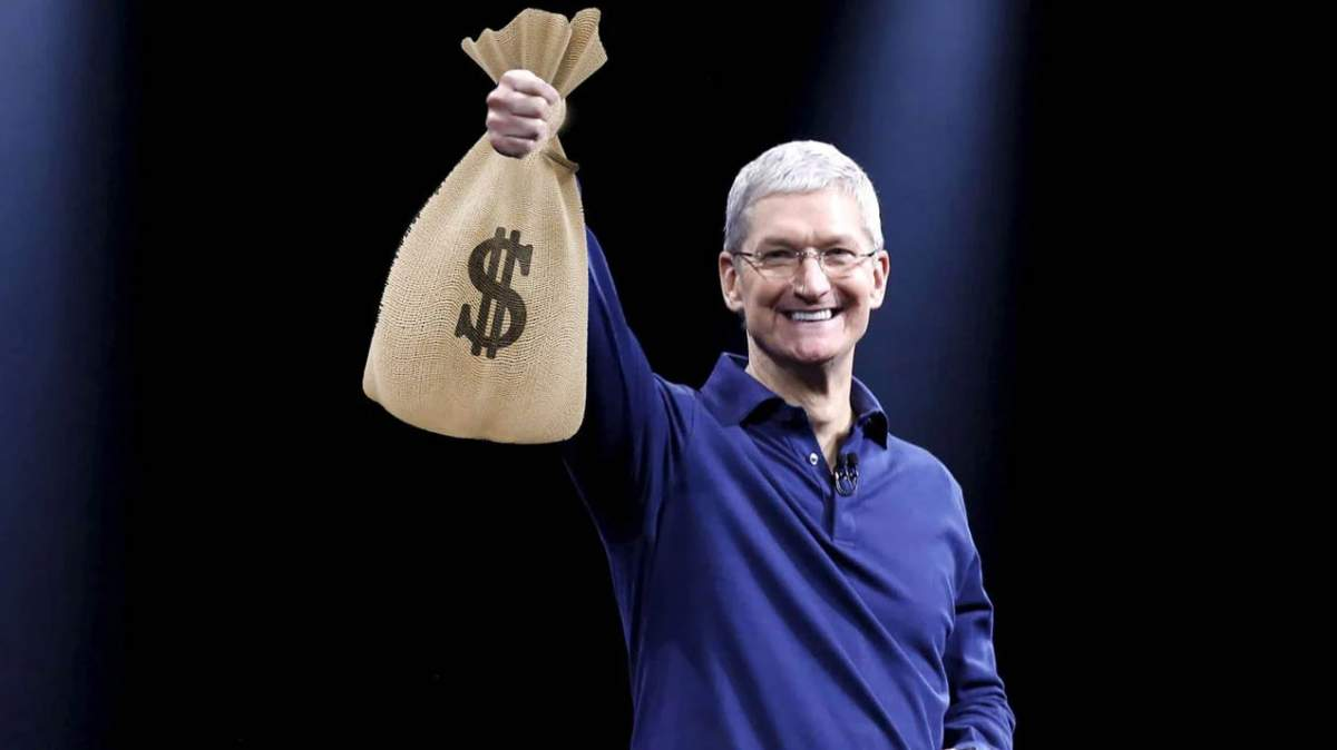 Apple ceza almaya