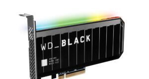 WD_Black AN1500 NVMe SSD
