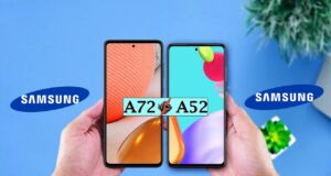 Samsung Galaxy A72 vs Samsung Galaxy A52 5G