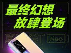 Realme GT Neo satış