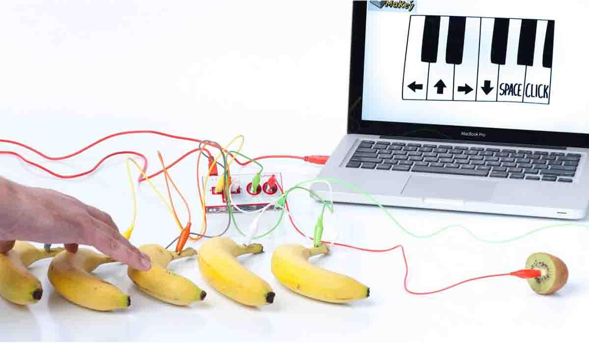 Bu ilgi çekici bir yeni teknoloji: Makey Makey nasıl çalışıyor?
