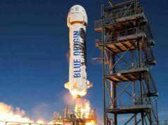 New Shepard uzay turistleri için eşsiz bir deneyime aracı olacak