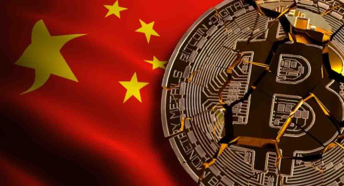 Çin kripto paraları tehdit