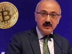 Lütfi Elvan 10 bin lirayı aşan kripto para işlemlerinin inceleneceğini söyledi