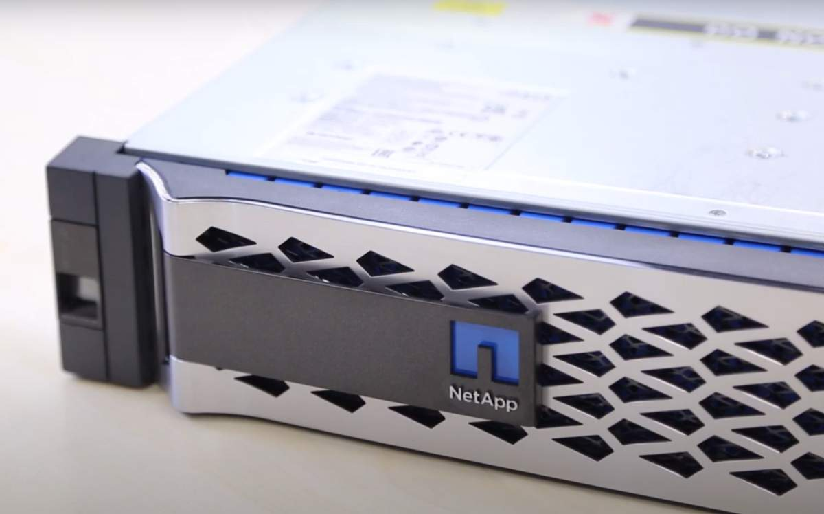 NetApp AFF A250