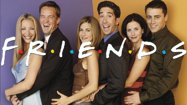 Friends Reunion tanıtım videosu