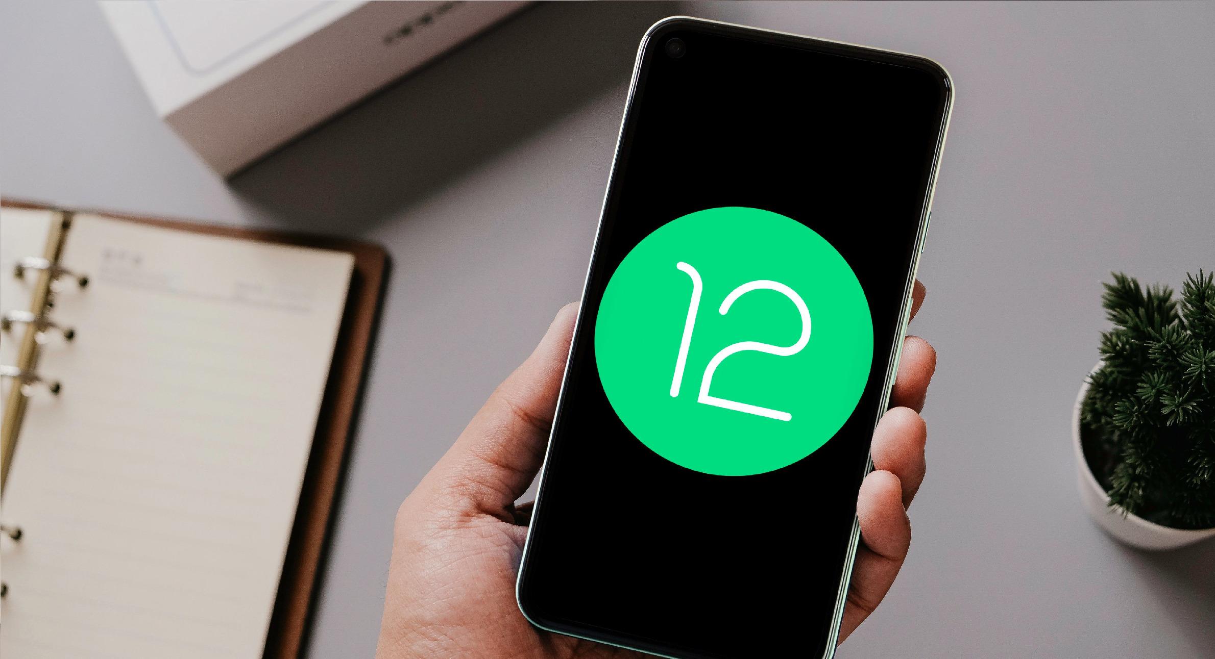Android 12 yayınlanma
