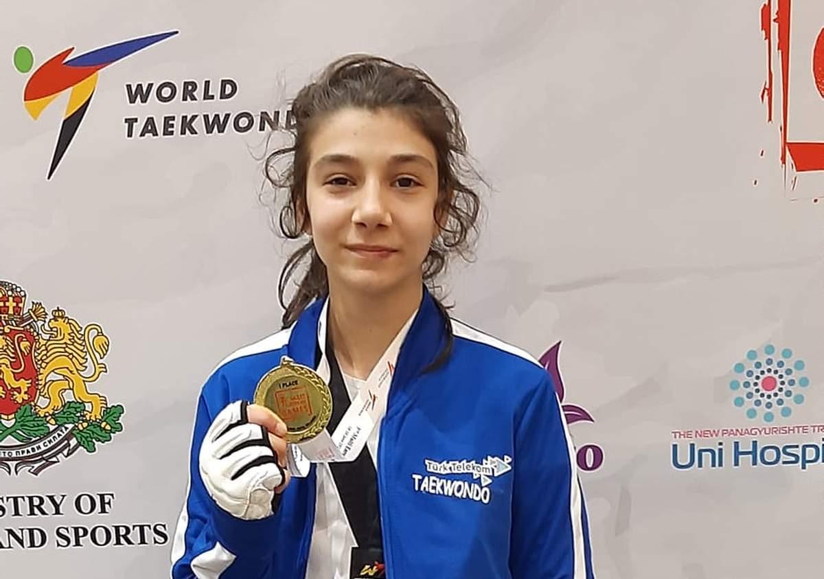 Hayrunnisa Gürbüz Avrupa Şampiyonu