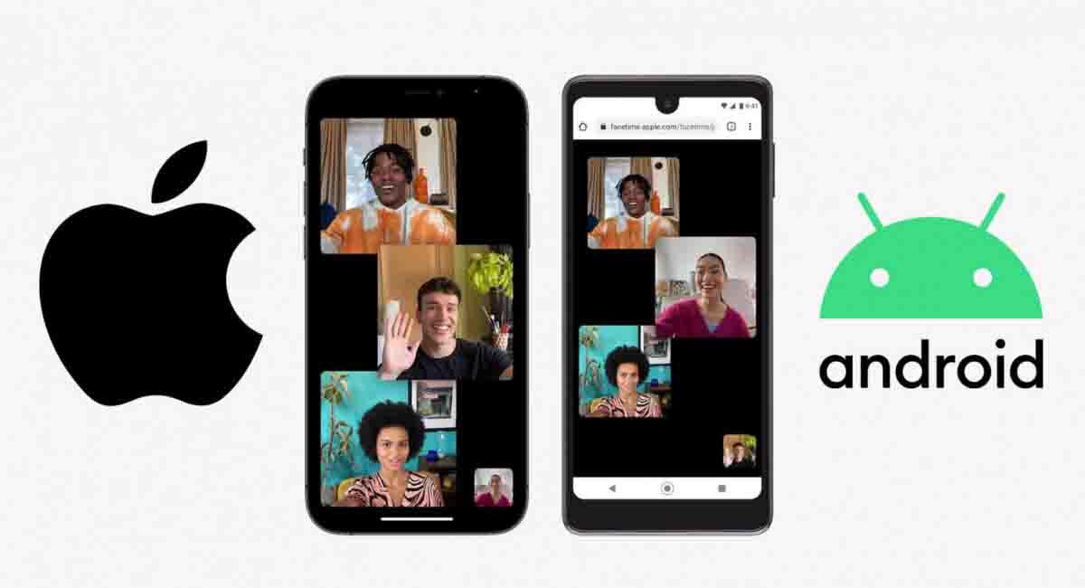 FaceTime için iOS 15 ile Android ve diğer sistemlere açılan bir çağ başlıyor