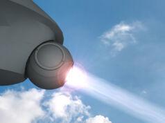 İsrail havadan lazer silahı