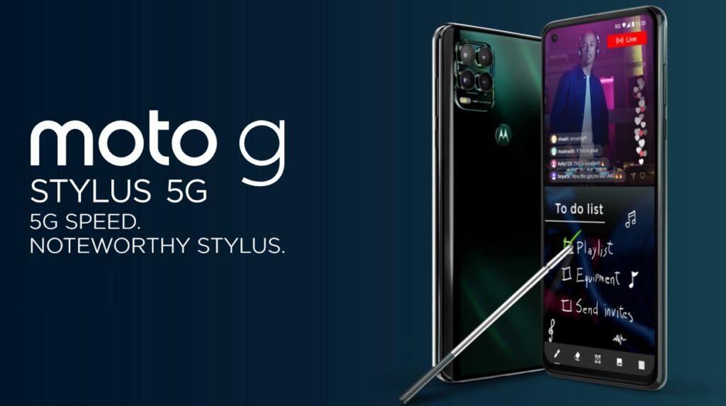 Moto G Stylus 5G