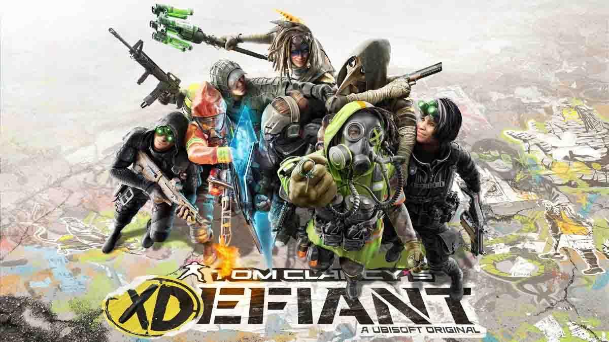 XDefiant'ın birçok yönden Call of Duty ücretsiz haline benzemesi dikkat çekiyor