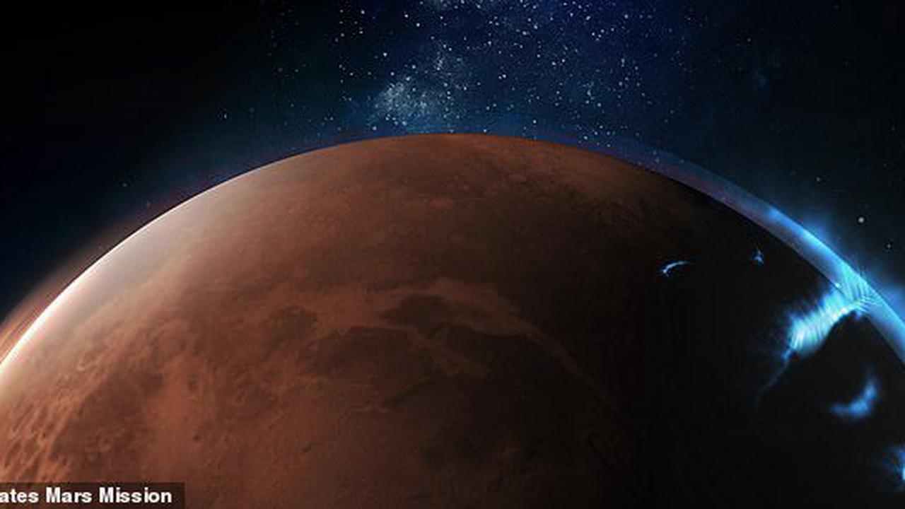 Elon Musk yeni Mars