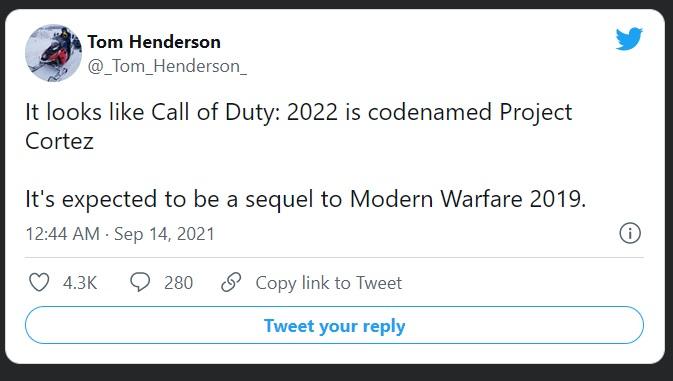 Call of Duty 2022 Hakkında İlk Detaylar Geldi! Operasyon İçin Hazırlanın