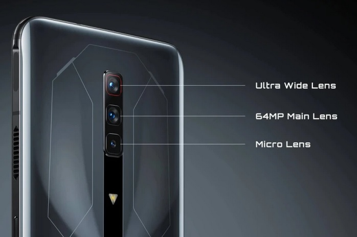 Nubia Redmagic 6S Pro: Oyuncular İçin Oyun Telefonu