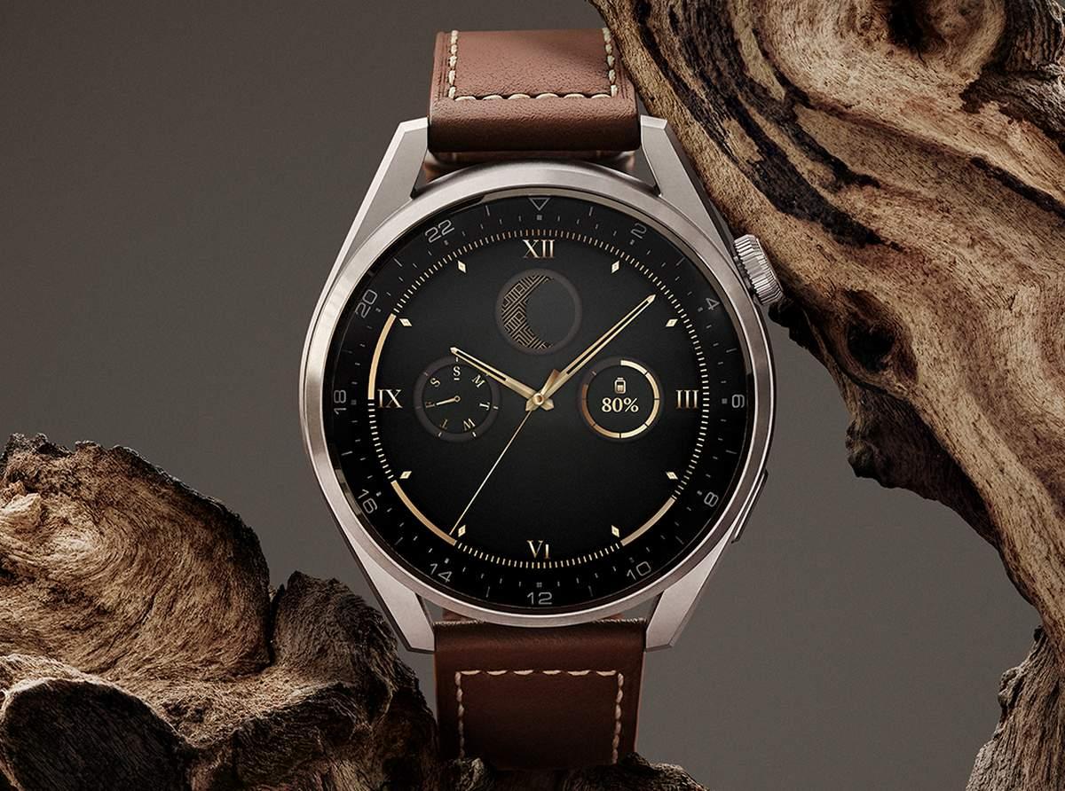 giyilebilir cihaz HUawei watch